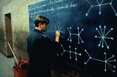 Good Will Hunting raises his social status